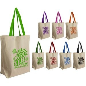 The Brunch Tote - Cotton Grocery Tote