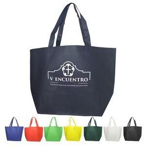 "Bags - Non-Woven (20""W x 13""H x 8""D) Shopping Tote Bags"
